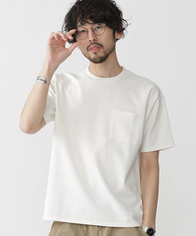 nano・universe(ナノユニバース)のポケット付きBig TEE(Tシャツ/カットソー)