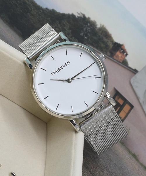 90d40936ff おしゃれスタ(オシャレスタ)の【XROSS RAY】メッシュベルト ウオッチ(腕時計