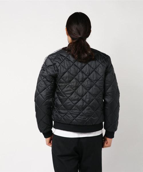 adidas originals/アディダスオリジナルス/SST Quilted Jacket