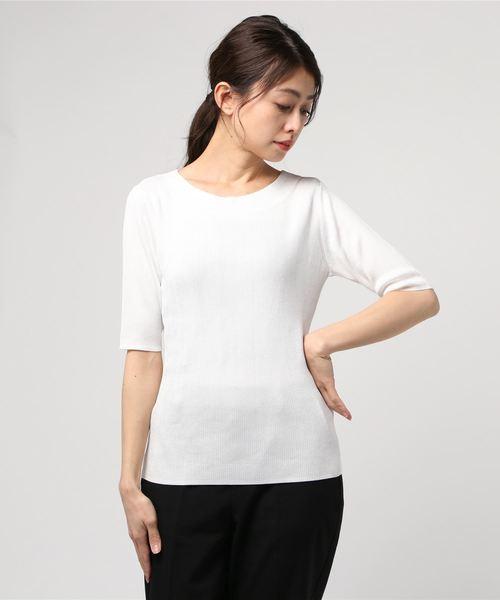 定番  アセテートポリエステルスキッパープルオーバー(ニット/セーター) ANAYI(アナイ)のファッション通販, トヨヒラチョウ:f1fd8b32 --- pyme.pe