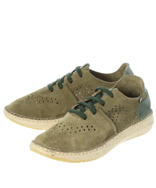 誠実 ファビオラス around/FABIOLAS スエードエスパスニーカー(スニーカー) around the the shoes(アラウンドザシューズ)のファッション通販, 大村市:80e80f07 --- 5613dcaibao.eu.org