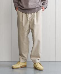 <H>MOLESKIN EASY PANTS/パンツ