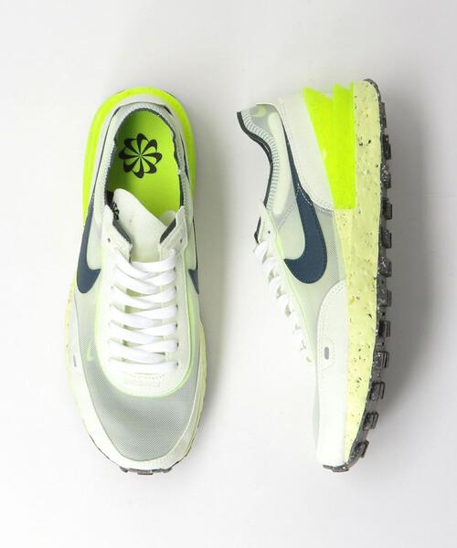 <NIKE(ナイキ)> WAFFLE ONE CRATER/スニーカー