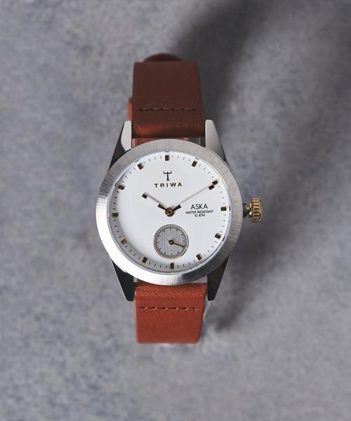 <TRIWA(トリワ)>ASKA 時計