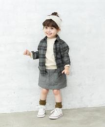 quoti use fith(クゥオティ ユース フィス)のダイヤキルトダイケイスカート(スカート)