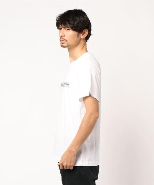 【MENS】SHADOW LOGO T-SHIRT / WALK OF SHAME
