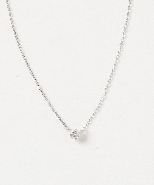 品質検査済 【セール】PT900 L&Co.,ジュエル 0.1ct Diamond Necklace(ネックレス) 0.1ct|Jewel by closet by L&Co.(ジュエルクローゼットバイエルアンドコー)のファッション通販, 神戸牛 旭屋:1f9161e6 --- innorec.de