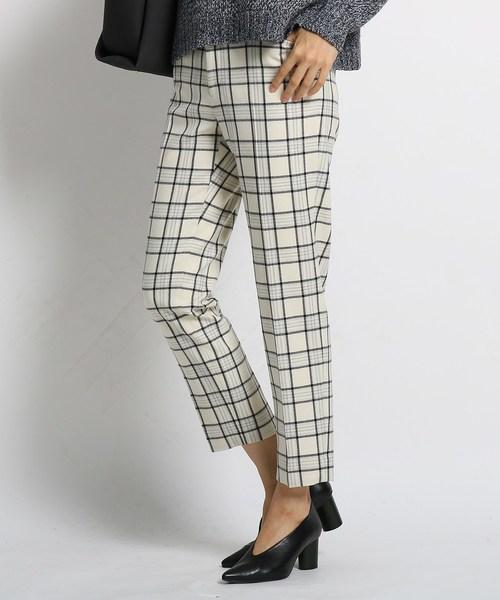 【返品送料無料】 [S]ウールサキソニーパンツ(パンツ) INDIVI(インディヴィ)のファッション通販, 岩倉市:f0c62d50 --- 5613dcaibao.eu.org