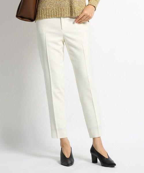 最新の激安 [S]ウールサキソニーパンツ(パンツ) INDIVI(インディヴィ)のファッション通販, チタン工房キムラ:9b3066d0 --- 5613dcaibao.eu.org