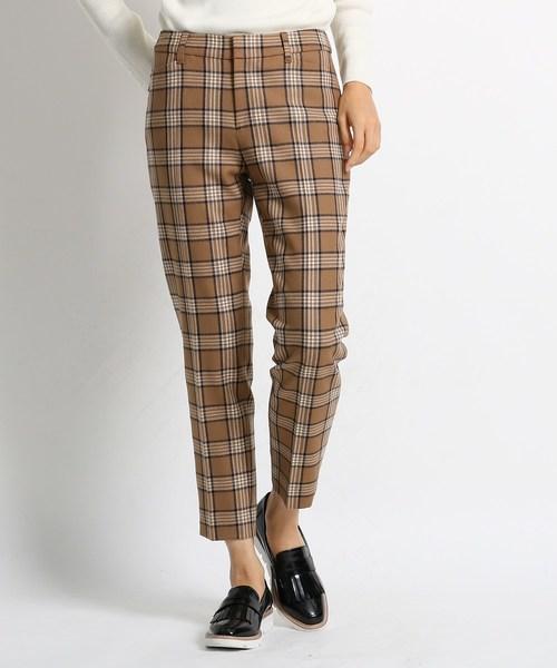 【福袋セール】 [S]ウールサキソニーパンツ(パンツ)|INDIVI(インディヴィ)のファッション通販, レディースオフ:26b5cdaa --- 5613dcaibao.eu.org