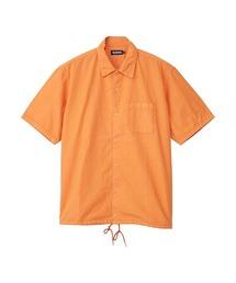 LAID BACK エンジニアシャツオレンジ