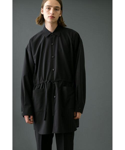 <monkey time> PE/TRO LONG SHIRT/ロングシャツ