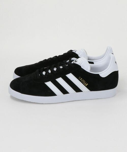adidas Originals(アディダスオリジナルス)の「<adidas Originals>GAZELLE/スニーカー(スニーカー)」|ブラック
