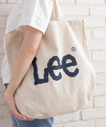 Lee(リー)の【Lee】ロゴビックトートバック/リー/ロゴプリント/バックポケット(トートバッグ)