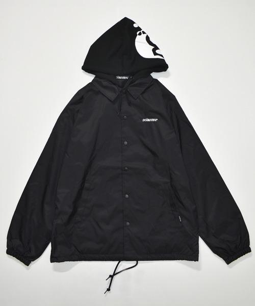 Hood DOU Coache Jacket