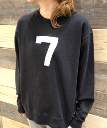 OLD BETTY'S(オールドベティーズ)のPigment Dye Sweat Shirts(7) /ヴィンテージ風 スウェット シャツ(スウェット)