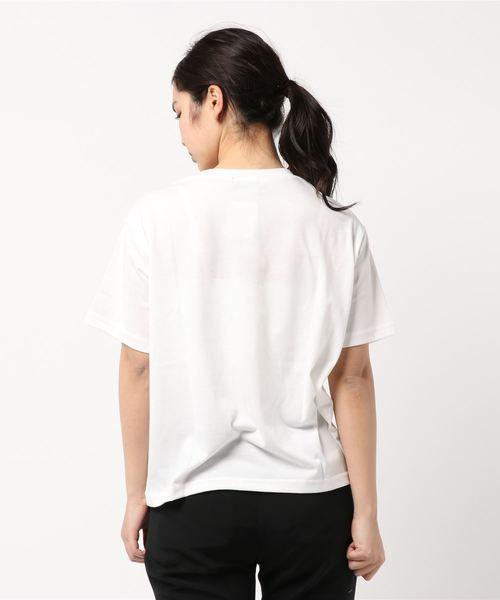 【19夏新着】ゆるシルエットデザインTシャツ