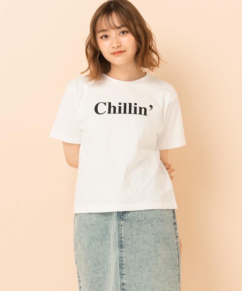 ChillinロゴTee