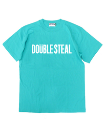 DOUBLE STEAL(ダブルスティール)のSimple Line Logo Tシャツ(Tシャツ/カットソー)
