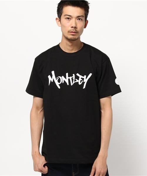【MONTLEY】Pine SS T-SHIRT