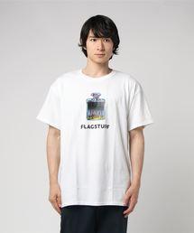 【F-LAGSTUF-F】Bottled City Tee1 ショートスリーブ Tシャツ(Tシャツ/カットソー)