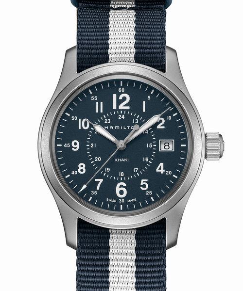 店舗良い KHAKI FIELD D Q38-BU-CN-BU-WH(腕時計) D|HAMILTON(ハミルトン)のファッション通販, ピクシージュエリー:350fba3a --- pyme.pe