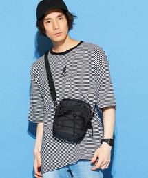 KANGOL(カンゴール)の∴WEGO/カンゴール別注ボーダーTシャツ(Tシャツ/カットソー)