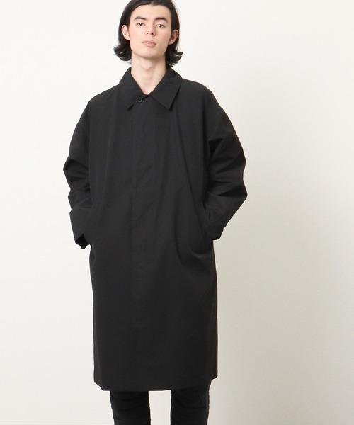 【 TAION / タイオン 】CLOTHING RELATIONSHIP STYLE BAL COLLAR COAT SET クロージングリレーションシップ バル カラー コート TAION-CR01 SET(+TAION-104)‥
