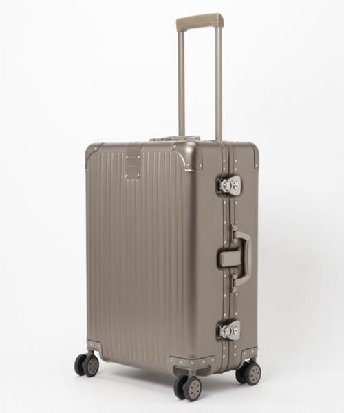 人気激安 【CARGO/カーゴ】アルミ製 キャリーケース 75L 75L (スーツケース/キャリーバッグ) キャリーケース SAC