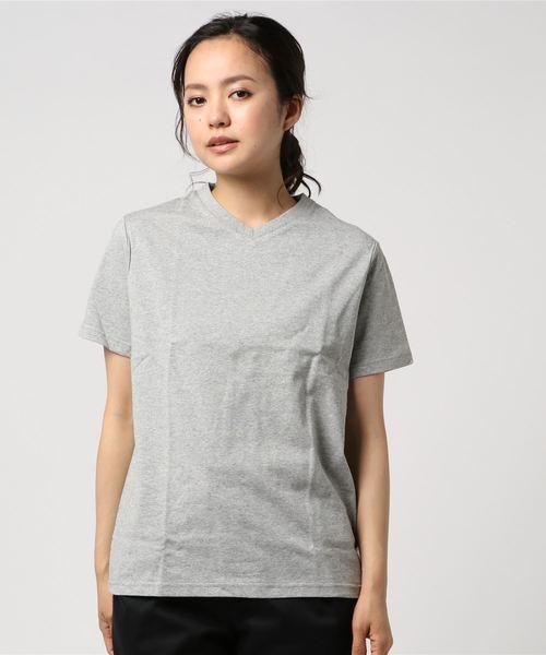 【Healthknit /ヘルスニット】2P/2PACK  VネックパックTシャツ