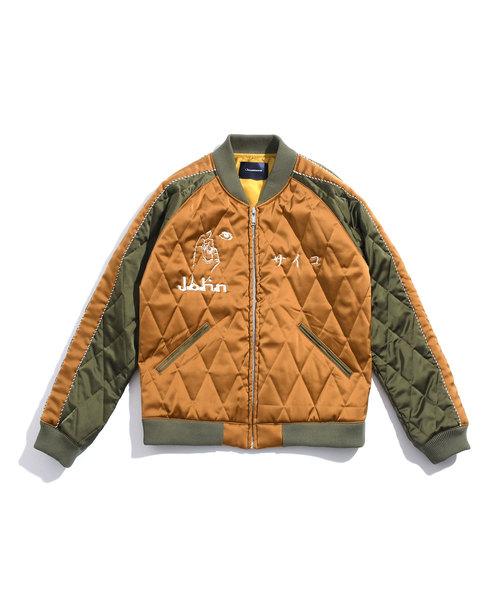 最高品質の JUX4201-1(ブルゾン)|JohnUNDERCOVER(ジョンアンダーカバー)のファッション通販, ハダノシ:307bee53 --- kralicetaki.com