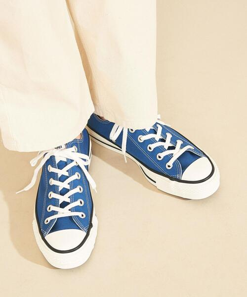 <CONVERSE(コンバース)>ALL STAR MADE IN JAPAN スニーカー/21SS