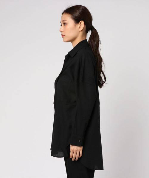 OVER SILHOUETTE SHIRT
