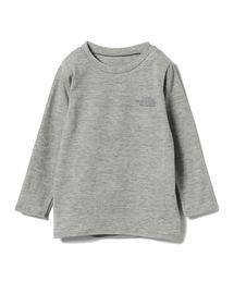 BEAMS(ビームス)の「THE NORTH FACE / キッズ ロングスリーブ ウォーム クルーネック Tシャツ 18 (100~140cm)(Tシャツ/カットソー)」