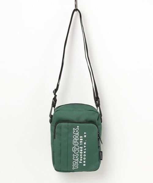 【h】【YAKPAK】VERTICAL SHOULDER BAG