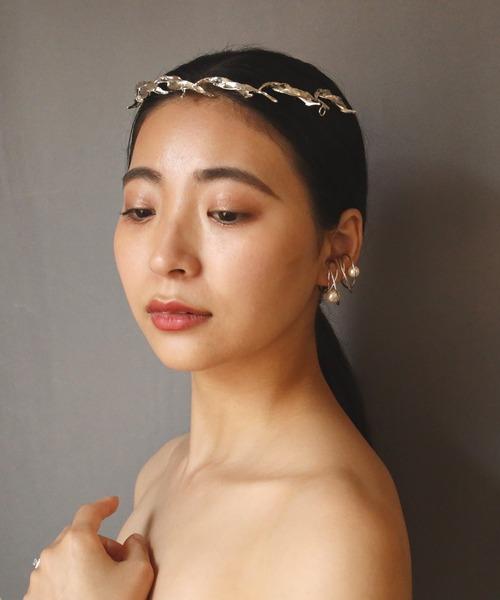 Suzuran head dress