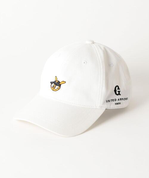 <GIANTS×UNITED ARROWS> 6 パネル CAP