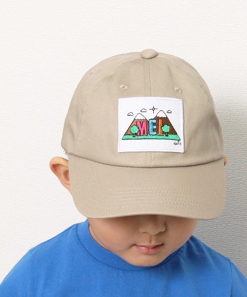【 MEI / メイ 】KME Cleofus CAP キャップ