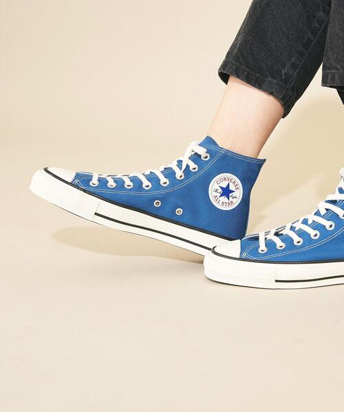 <CONVERSE(コンバース)>ALL STAR HI MADE IN JAPAN スニーカー/21SS