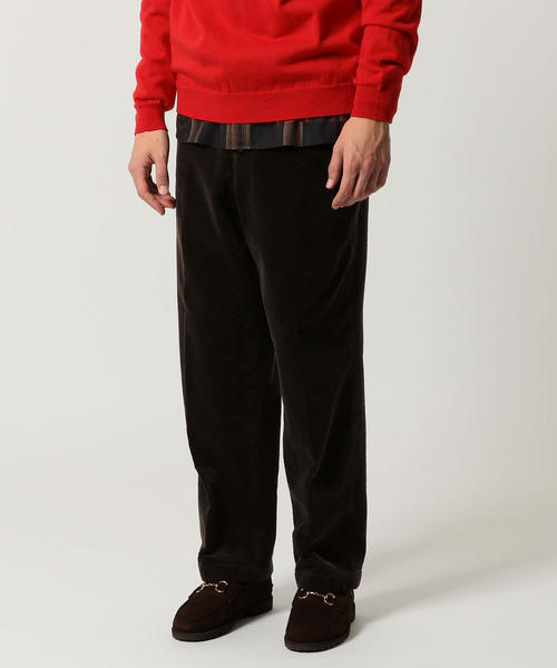UNITED ARROWS & SONS(ユナイテッドアローズ&サンズ)CORD STRAIGHT PANTS