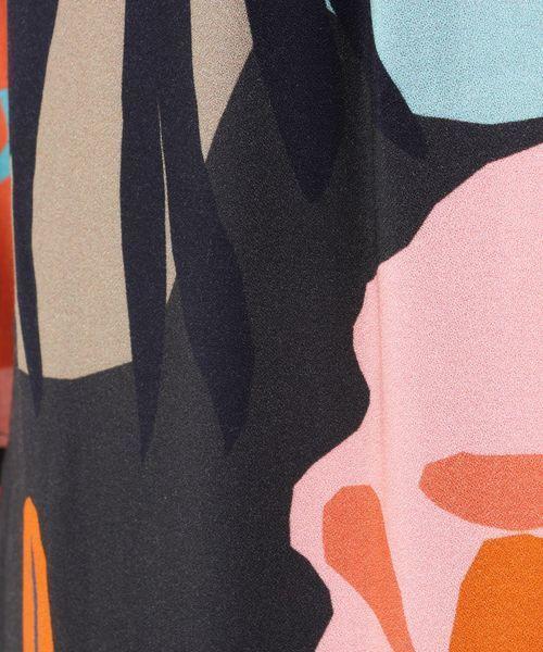 【大きいサイズ】【インポート】『Tinsels(ティンセル)』Tutti-Fruttiプリントワンピース