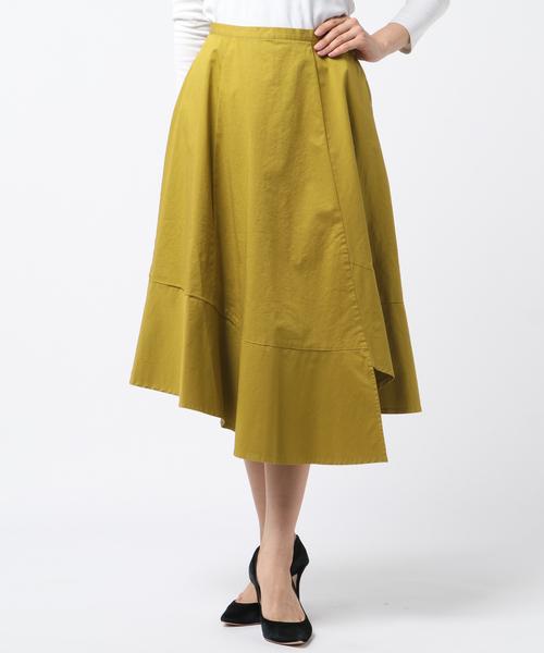最適な材料 【セール】アシンメトリ切り替えスカート(スカート)|COOMB(クーム)のファッション通販, ショウカワムラ:1631730a --- mycollectors.co.uk