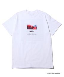 atmos x GUNDAM x KOUSUKE KAWAMURA MS-06S ZAKU-Ⅱ TEE 【SP】(Tシャツ/カットソー)