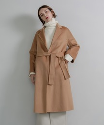 【chuclla】【2020/AW】Basic wool chesterfield coat sb-2 cb-1 chw1334ベージュ