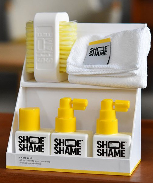 〈SHOE SHAME/シューシェイム〉On the go Kit/オンザゴーキット