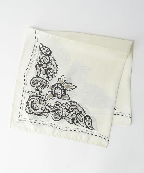 FFC シルク アソート ミニ スカーフ