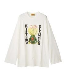 HYSTERIC DOLL オーバーサイズTシャツホワイト