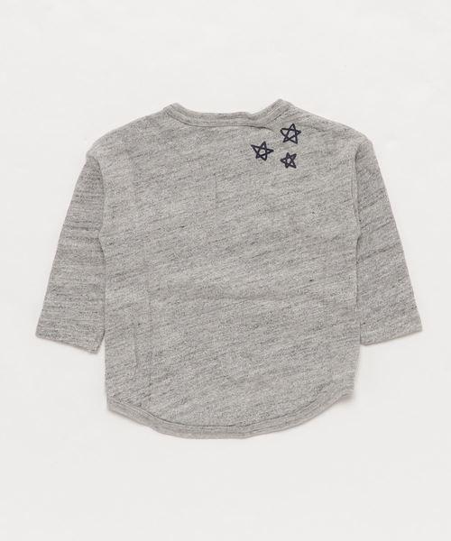 【PICNIC】長袖Tシャツ(厚天竺)