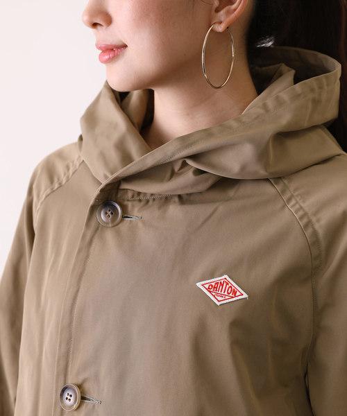 DANTON/ダントン DOUBLE CLOTH COAT/ダブルクロスコート