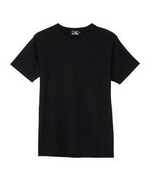 HG SPARKS ポケット付きTシャツブラック